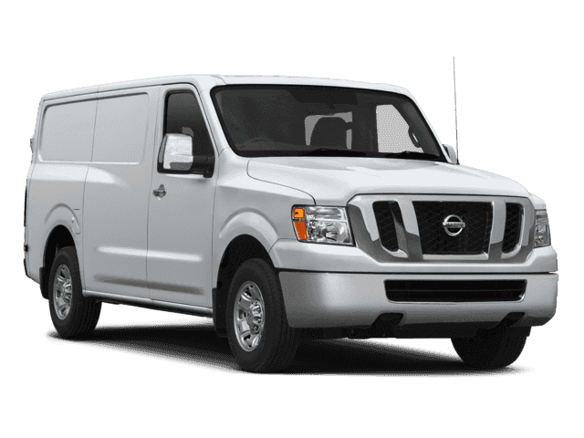 New Nissan NV Cargo NV2500 HD S V6