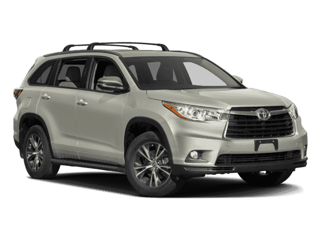 Pre Owned 2016 Toyota Highlander Awd 4dr V6 Xle