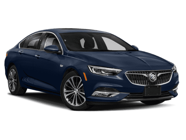 New 2019 Buick Regal Sportback Preferred