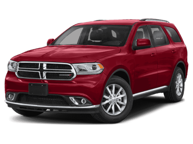 New 2019 DODGE Durango