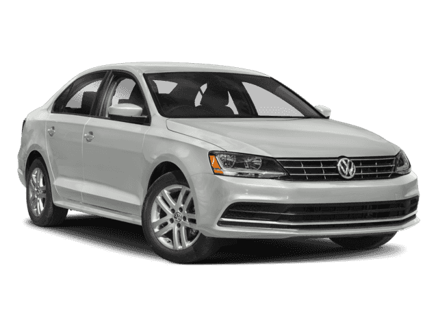 New 2018 Volkswagen Jetta 1.4T S Front Wheel Drive Sedan