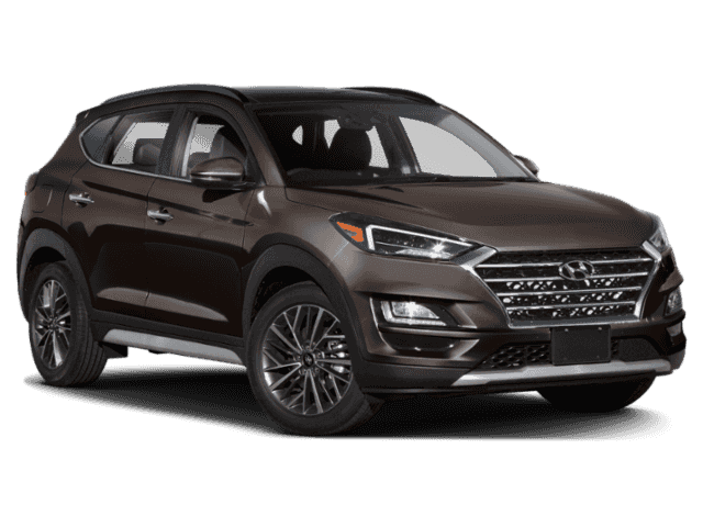 New 2020 Hyundai Tucson Ultimate AWD