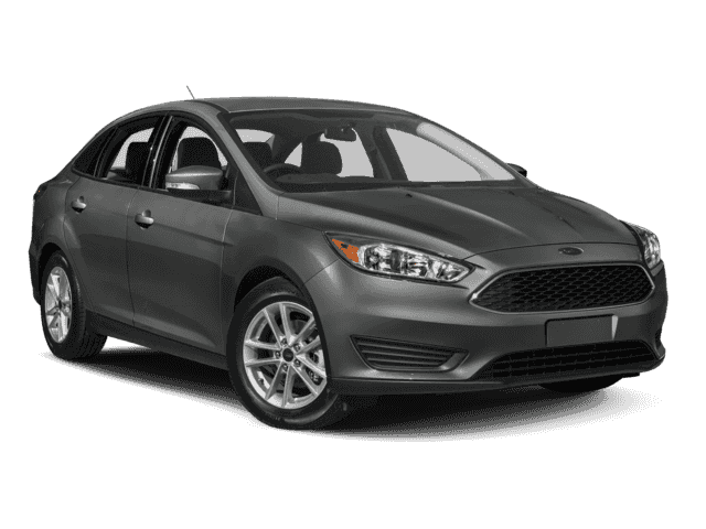 New 2017 Ford Focus S
