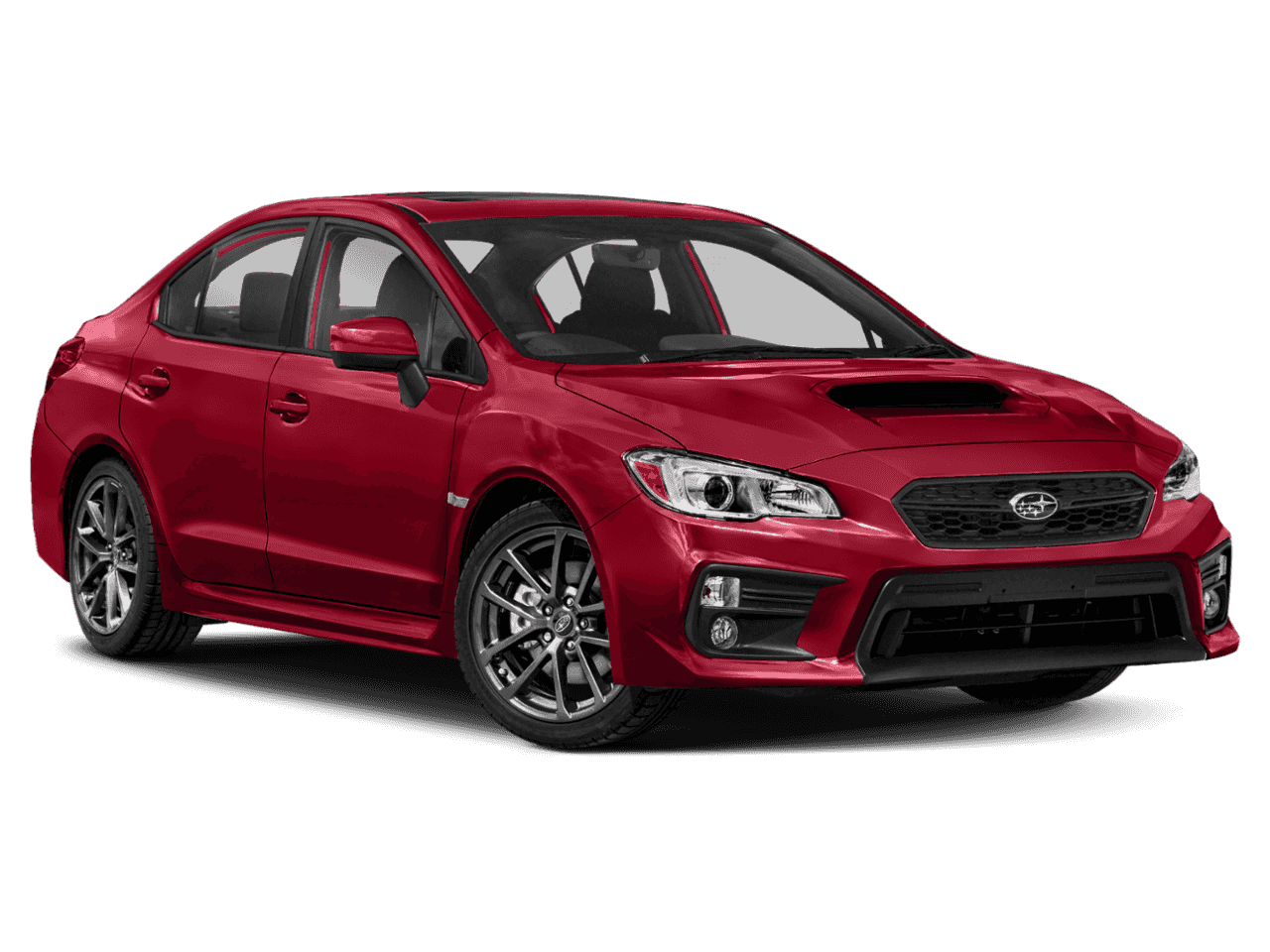 2020 Subaru WRX Limited With Navigation & AWD