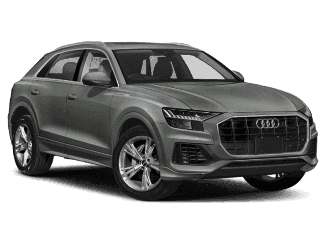 New 2020 Audi Q8 55 Premium With Navigation & AWD