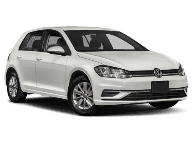 New 2018 Volkswagen Golf 1.8T SE
