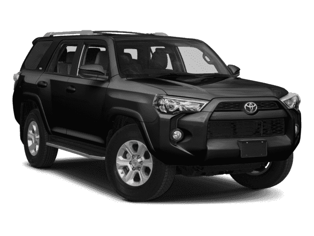 New 2017 Toyota 4Runner SR5 Premium 4WD With Navigation & 4WD
