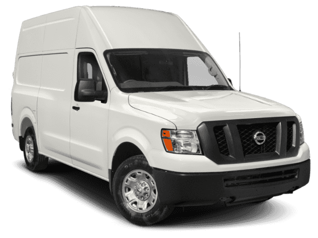 New 2020 Nissan NV Cargo 2500 HD S