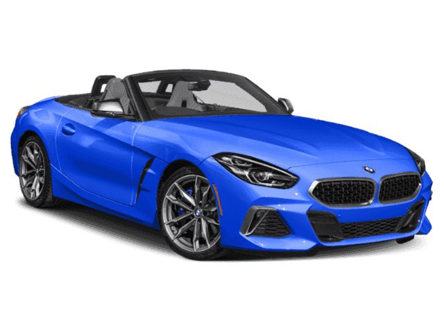 New 2020 BMW Z4 Convertible M40i
