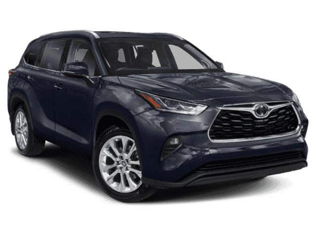 New 2020 Toyota Highlander Limited 4 door