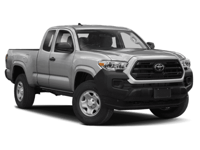 New 2019 Toyota Tacoma 2WD SR5 Access Cab 6' Bed V6 AT
