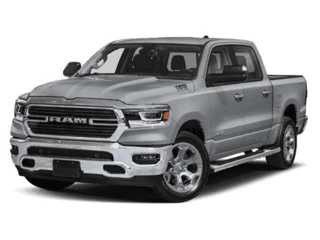 New 2019 Ram All New 1500 Laramie Crew Cab In Bartlesville R1361
