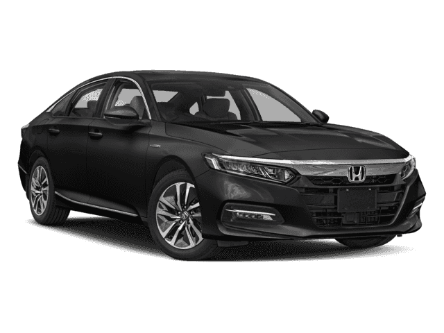 New 2018 Honda Accord Hybrid EX FWD 4D Sedan