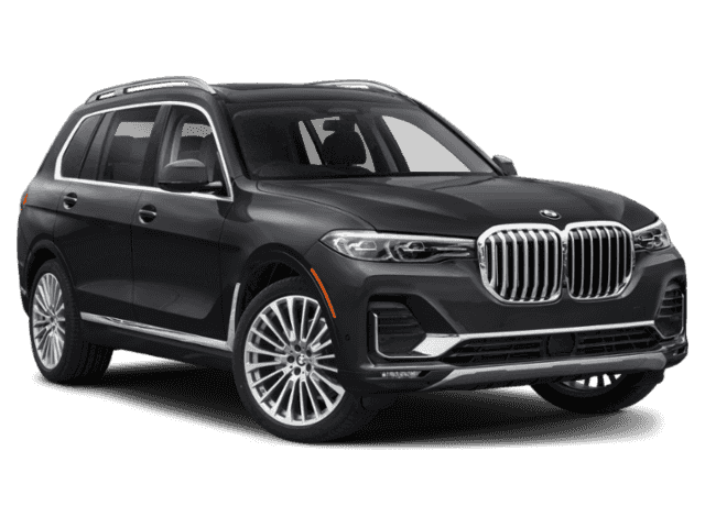 New 2021 BMW X7 xDrive40i xDrive40i