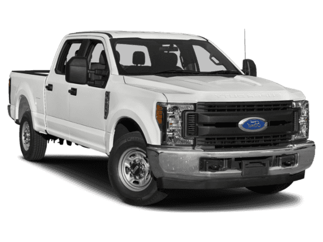 New 2019 Ford Super Duty F-250 SRW XL 4WD Crew Cab 8' Box