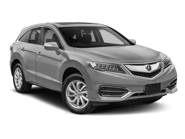 New 2018 Acura RDX Tech at With Navigation & AWD