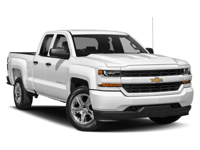 New 2019 Chevrolet Silverado 1500 WT RWD Double Cab