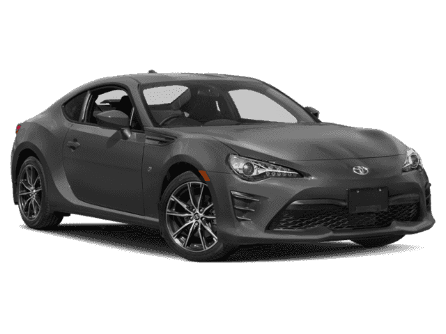 New 2019 TOYOTA 86 2 Dr. Coupe