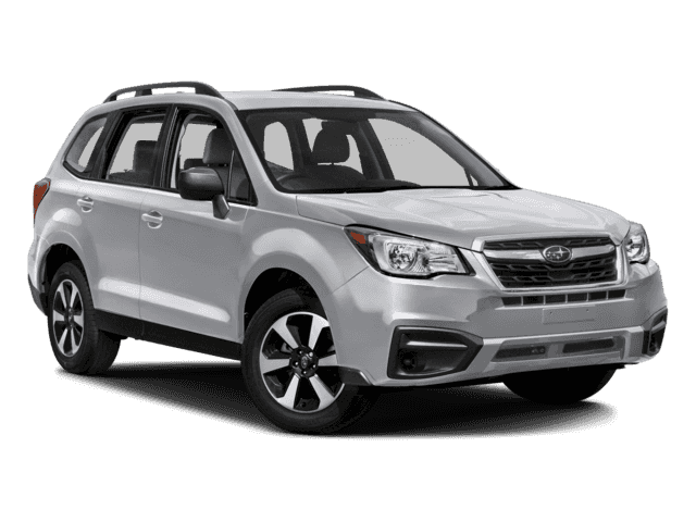 New Subaru Forester 2.5i with Alloy Wheel Package