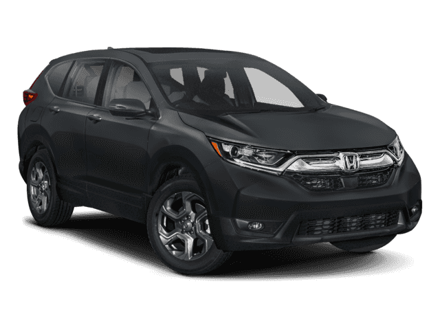 New 2018 Honda CR-V EX-L 1.5T