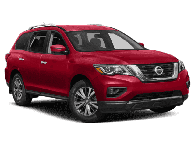 New 2019 Nissan Pathfinder SV 4X4 ROCK CREEK