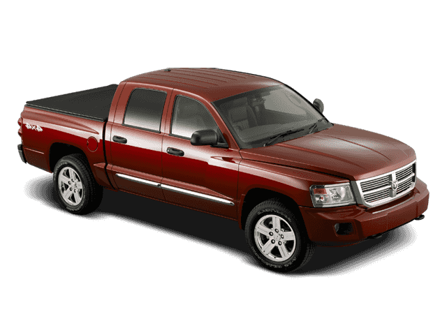 Pre-Owned 2008 Dodge Dakota Laramie 4WD