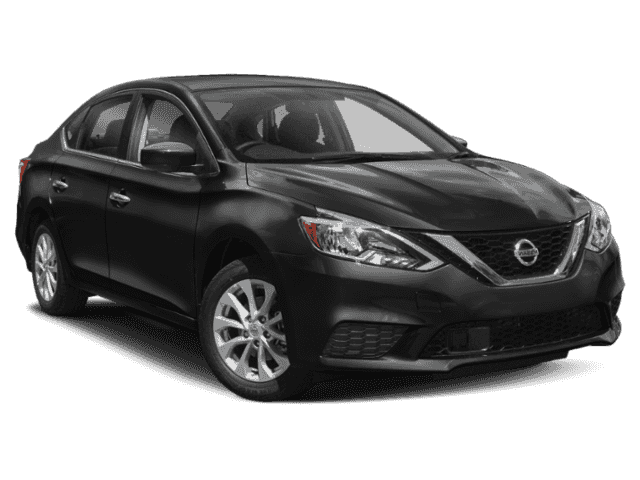 New 2019 Nissan Sentra S FWD Sedan