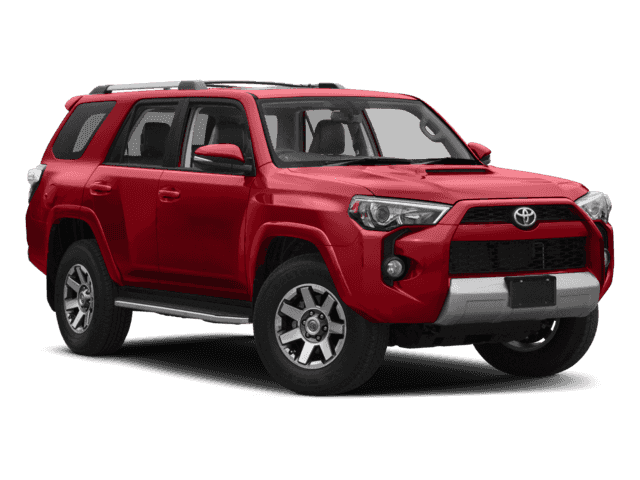 New 2018 TOYOTA 4RUNNER TRD OFF-ROAD PREMIUM Sport Utility With Navigation