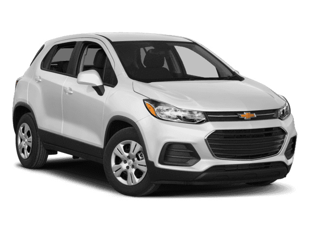 New 2018 Chevrolet Trax LS AWD