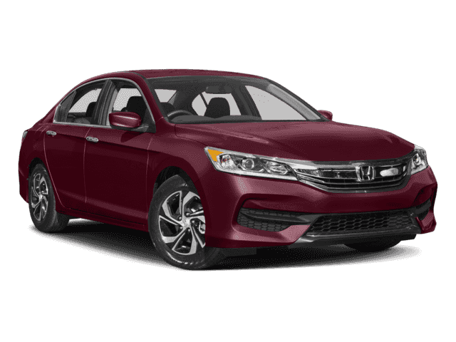 New Honda Accord LX CVT w/Honda Sensing