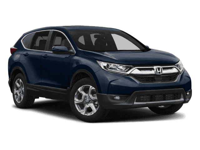 New 2017 Honda CR-V EX-L With Navigation & AWD