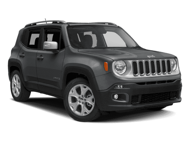 New 2016 Jeep Renegade 4WD 4dr Limited 4WD