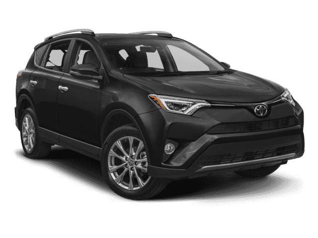 New 2017 Toyota RAV4 Limited FWD 4D Sport Utility with Navigation