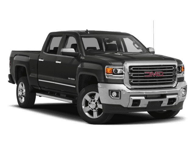 New 2018 GMC Sierra 2500HD SLT - Leather Seats - Heated Seats