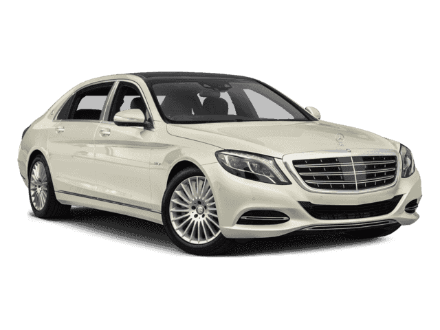 New 2017 Mercedes-Benz S-Class Maybach S600 Rear Wheel Drive SEDAN
