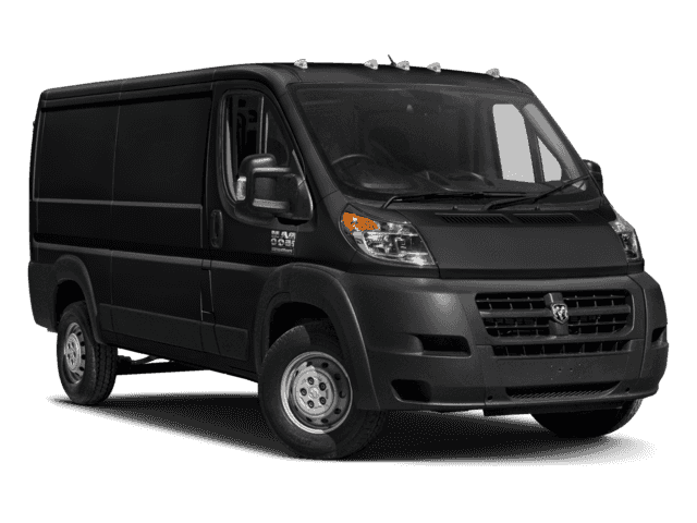 New 2018 Ram Promaster Cargo Van Low Roof Cargo Van In