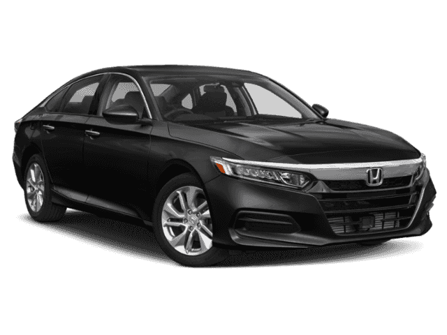 New 2020 Honda Accord Sedan LX CVT