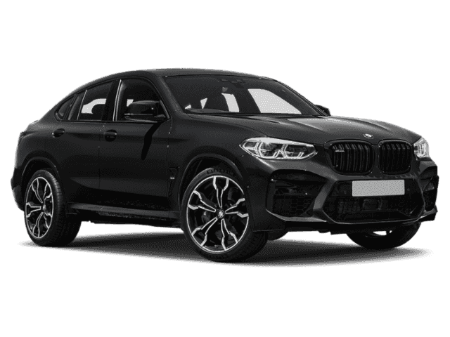 New 2020 BMW X4 M Base