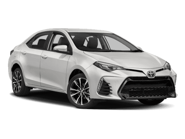 New 2018 Toyota Corolla XSE With Navigation