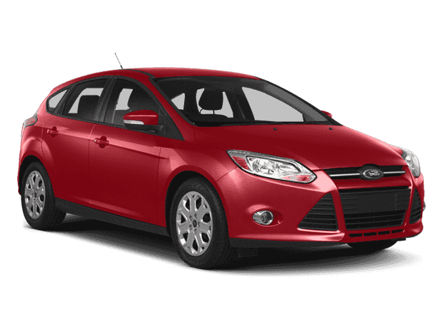 Pre-Owned 2014 Ford Focus Titanium FWD Hatchback