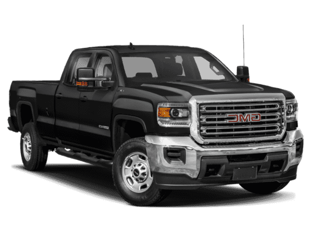 New 2019 GMC Sierra 2500 SLT
