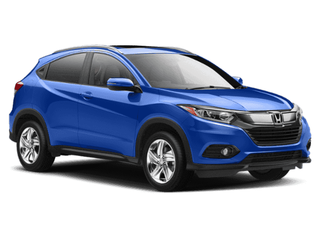 New 2019 Honda HR-V HR-V