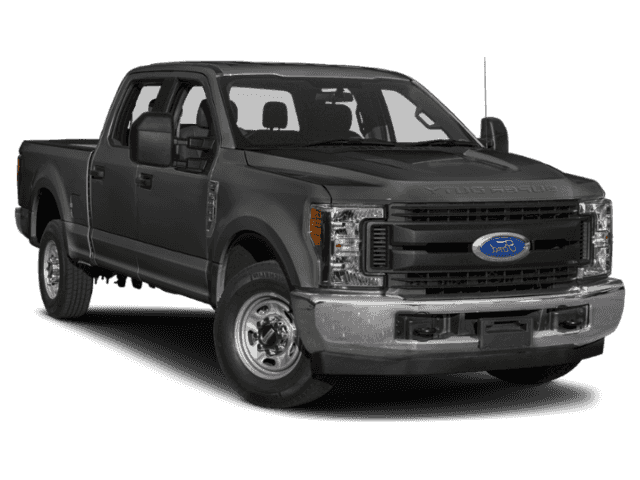 New 2019 Ford F-350 Super Duty XL