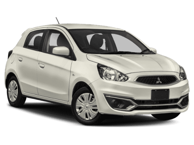 New 2019 Mitsubishi Mirage LE CVT