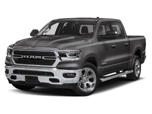 "New 2019 RAM RAM 1500 RAM 1500 BIG HORN / LONE STAR CREW CAB 4X4 6'4"" BOX"