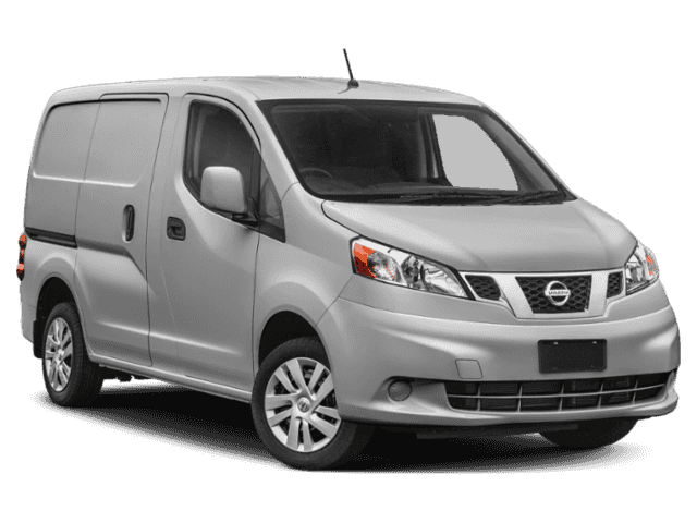 New 2020 Nissan NV200 SV