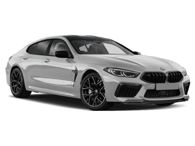 New 2020 BMW M8 Gran Coupe