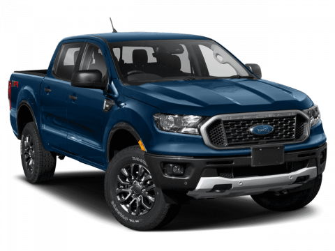 2019 Ford Ranger XL 4WD