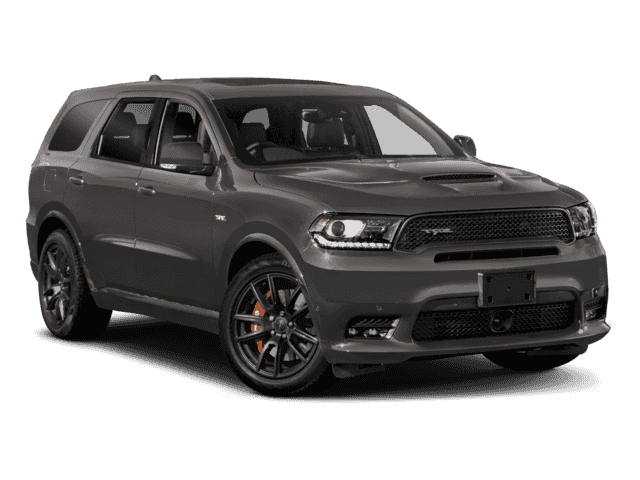 New 2018 DODGE Durango 4d SUV AWD SRT