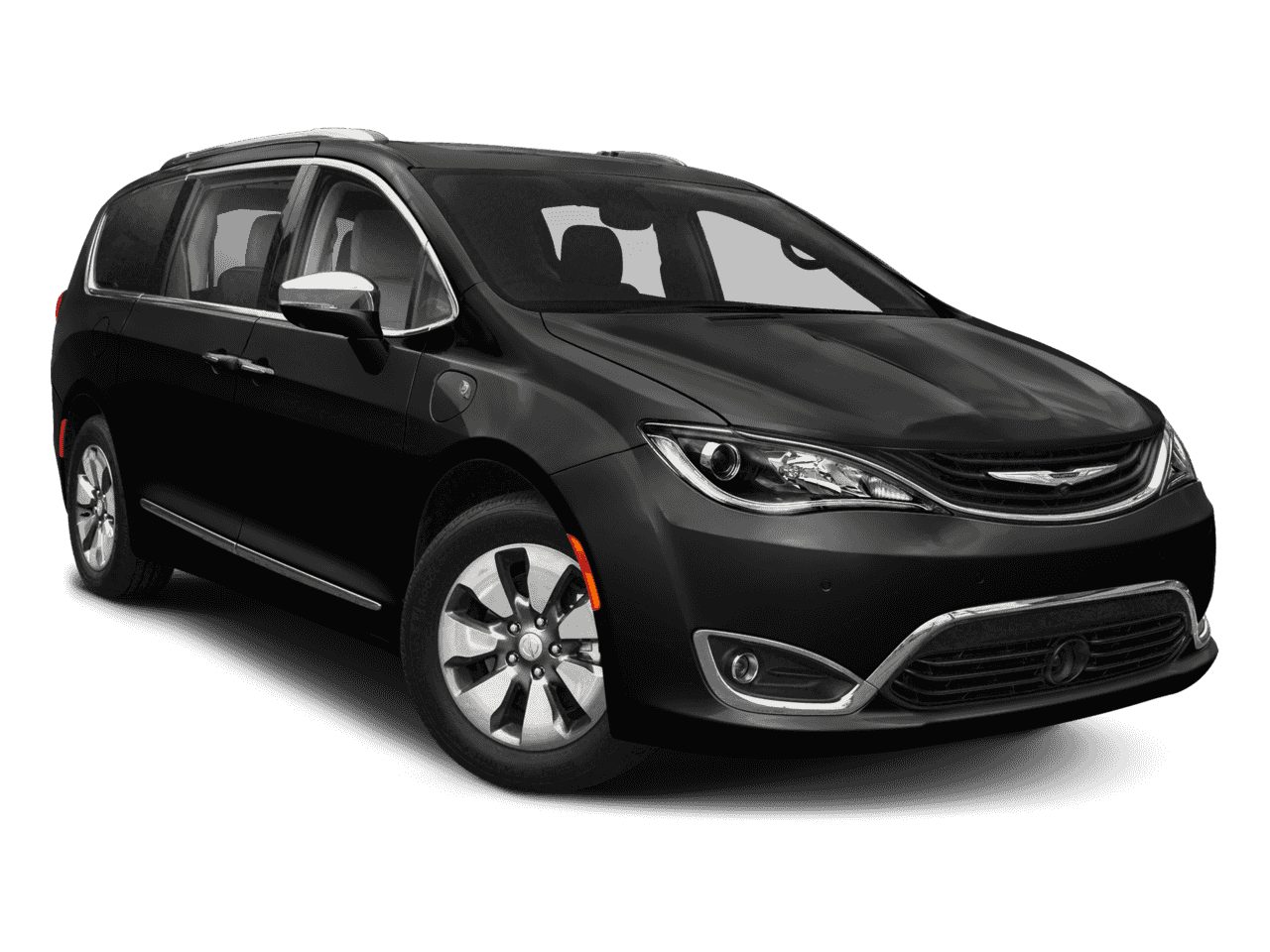 "2018 Chrysler<br/><span class=""vdp-trim"">Pacifica Hybrid Limited FWD Mini-van, Passenger</span>"